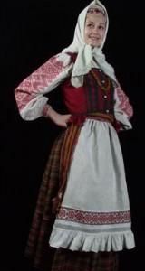 Народний костюм - Берви 9bf29c9ff32ce