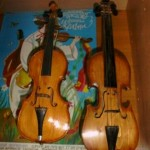 Скрипки аматорські.
