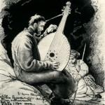 М.С.Кравченко. О.Сластіон, 1910.