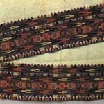 Верета (конопля, вовна, ремізно-човникове ткання). Початок ХХ ст.