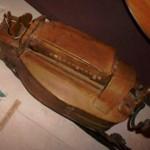 Колісна ліра. XVIII ст.