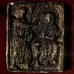 Бронзова ікона Благовіщення з Бовшева. ХІІ ст.