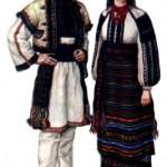 Традиційний народний одяг. Тернопільщина.