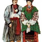 Традиційний народний одяг. Наддніпрянщина.