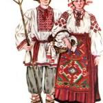 Традиційний народний одяг. Житомирщина.