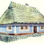 Типи українських хатів: Поділля