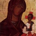 Волинська Богоматір. Кінець XIII - початок XIV ст.