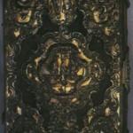 Євангеліє. Карбування на сріблі, позолота. XVIII ст.