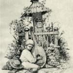 Петро, учень І.Крюковського. О.Сластіон, 1876.