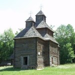 Церква. 1789 р. с. Кисоричі Рівненської обл. МНАПУ. с. Пирогів