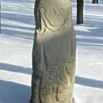 """Скіфська баба, V-VII ст. до н. е., НІЕЗ """"Переяслав"""""""