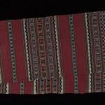 Рушник тканий. 1962 р., с. Обуховичі, Іванківського р-ну. (Терещук Софія Дмитрівна). УЦНК