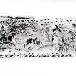 Сцена бою. Розпис Спасівського склепу (ІІст. н. е., Пантікапей)