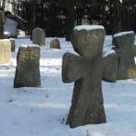 """Хрести з козацьких поховань (Трахтемирів, Зарубенці, Монастирок), НІЕЗ """"Переяслав"""""""