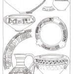 Ритуальні посудини черняхівської культури ІІІ -ІV ст. ( Культура давніх слов'ян )