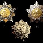 Ордени Богдана Хмельницького