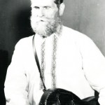 Лірник Аврам Гребінь
