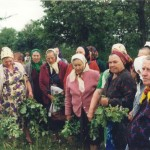 Русальна процесія Фото М.Семинога /М.Валенко, 1995 рік