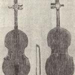 Басетля. І.Д.Назіна. Білоруські народні музичні інструменти. Мінськ, 1982