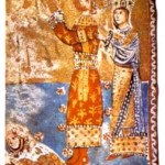 Князь Ярополк і княгиня Ірина. Трірський Псалтир (1078 – 1087 рр.)