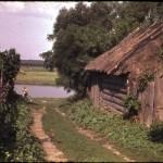 Вулиця в Седневі на Чернігівщині, Слайд М.Селівачова, 1977