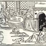 Багатій і убогий Лазар. Євангеліє учительне… - К., 1637