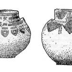 Кулясті посудини волинсько-подільської мегалітичної культури. Суємці, Увисла