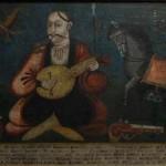 """Народна картина """"Козак Мамай"""", XVII-е ст. НІЕЗ """"Переяслав"""""""
