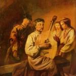 К.О.Трутовський. Сліпий бандурист. 1862