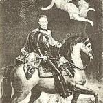 Портрет Івана Мазепи (?) Невідомий художник. Кінець XVІI ст.