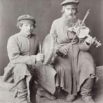 Сільські музики. Київ. 1879-1880 рр.
