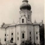 Собор Вознесенського монастиря в Переяслав-Хмельницькому. Побудований в 1695-1700 рр.