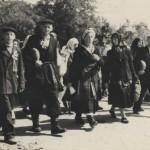 Весілля в с. Маньківці Бершадського р-ну на Вінничині. Фото 1950 р.