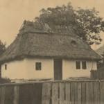 Давня хата в с. Макові Дунаєвецького р-ну на Поділлі