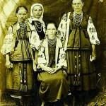 Дівчата з м. Оржиця. Фото 1926 р.