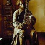 Кобзар Степан Артемович Пасюга. Фото 1910 р.