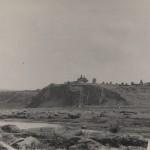 Краєвид на старе село Печеру з боку р. Буг. Фото 1965 р.