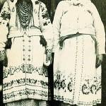 Народні типи с. Вишеньок в місцевому національному вбранні першої чверті ХХ ст.