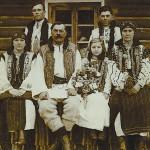Родина Кузів. Фото 1932 р. Банилів