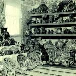 Родинний домашній музей власних виробів династії Опішнянських гончарів Пошивайлів
