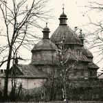 Троїцька церква 1720 р. в м. Нестерові на Львівщині