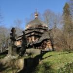 Cerkva 17 st. v Uluchi nad Sianom.Fot.Jurij_Hawryluk