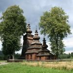 Лемківська церква. Квятонь
