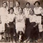 Учасники художньої самодіяльності. с.Качкарівка, Херсонька обл., 1938