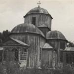 Дерев'яна церква Святої Катерини побудована в 1813 році м. Краснодарі на Кубані
